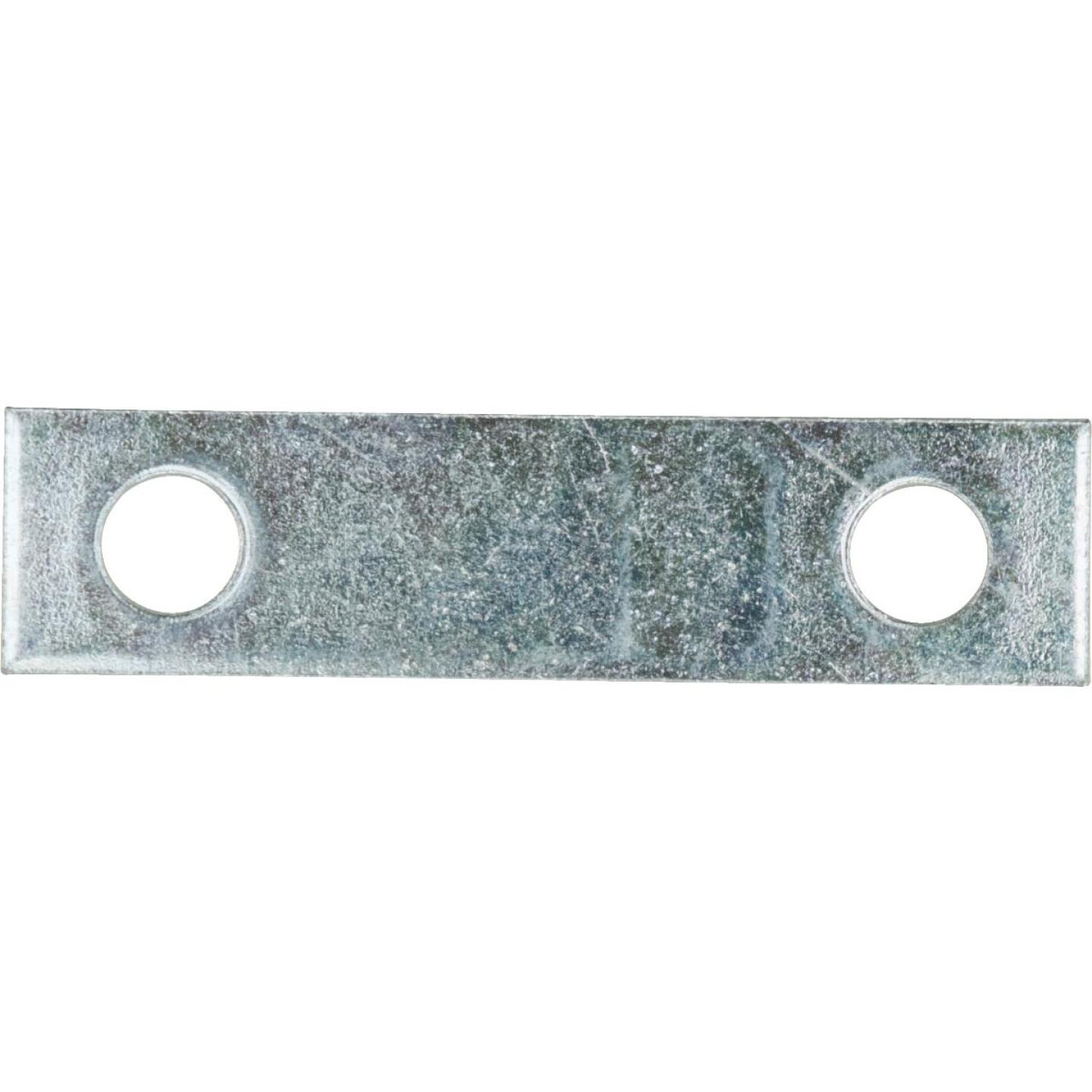 National Catalog 118 2 In. x 1/2 In. Zinc Steel Mending Brace Image 1