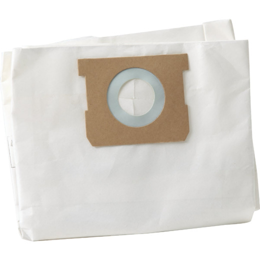 Channellock Paper Standard 5 to 6 Gal. Filter Vacuum Bag (3-Pack)