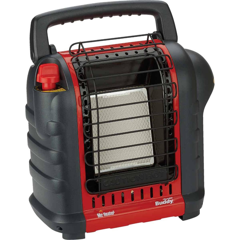 MR. HEATER 9000 BTU Radiant Portable Buddy Propane Heater Image 1