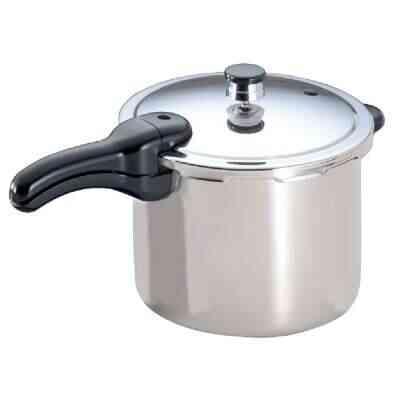 Presto 6 Qt. Stainless Steel Pressure Cooker
