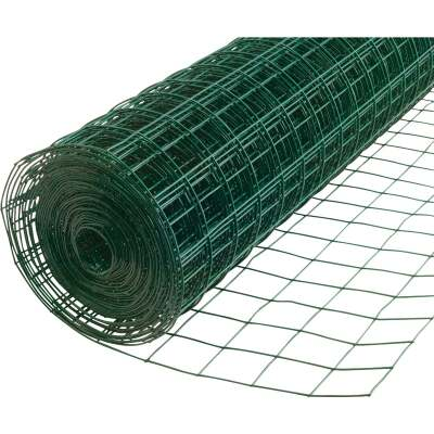 Do it 48 In. x 50 Ft. (2x2-1/2) Vinyl-Coated Galvanized Welded Wire Fence